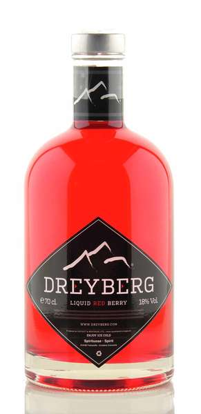 Dreyberg Liquid Red Berry 0,7L